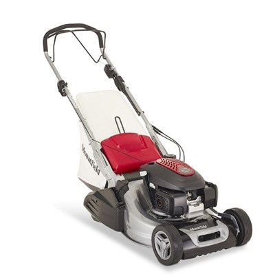 SP505R V 48cm Self-Propelled Steel / Aluminium Deck Mower