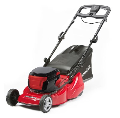 Battery Powered 80v Rear Roller Lawn Mowers