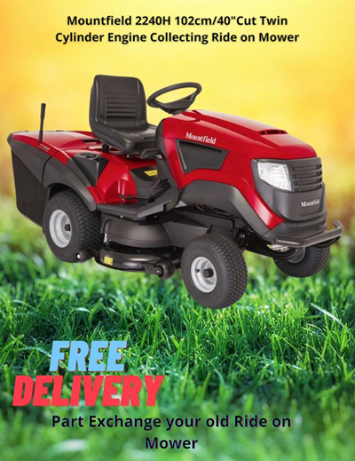 2240H Twin 102cm Lawn Tractor