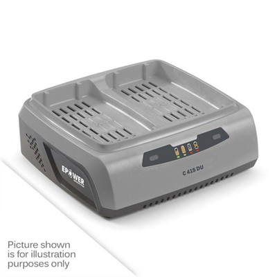 C 415 Dual Standard Battery Charger 48V