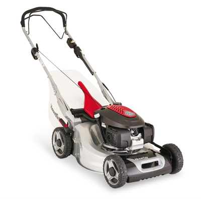 SP555 V 53cm Self-Propelled Steel / Aluminium Hybrid Chassis Lawnmower