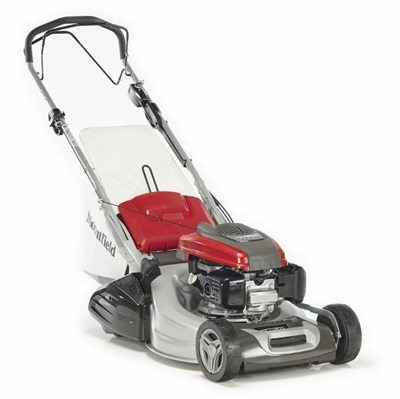 SP555R V 53cm Variable Speed Self-Propelled Steel / Aluminium Deck Mower