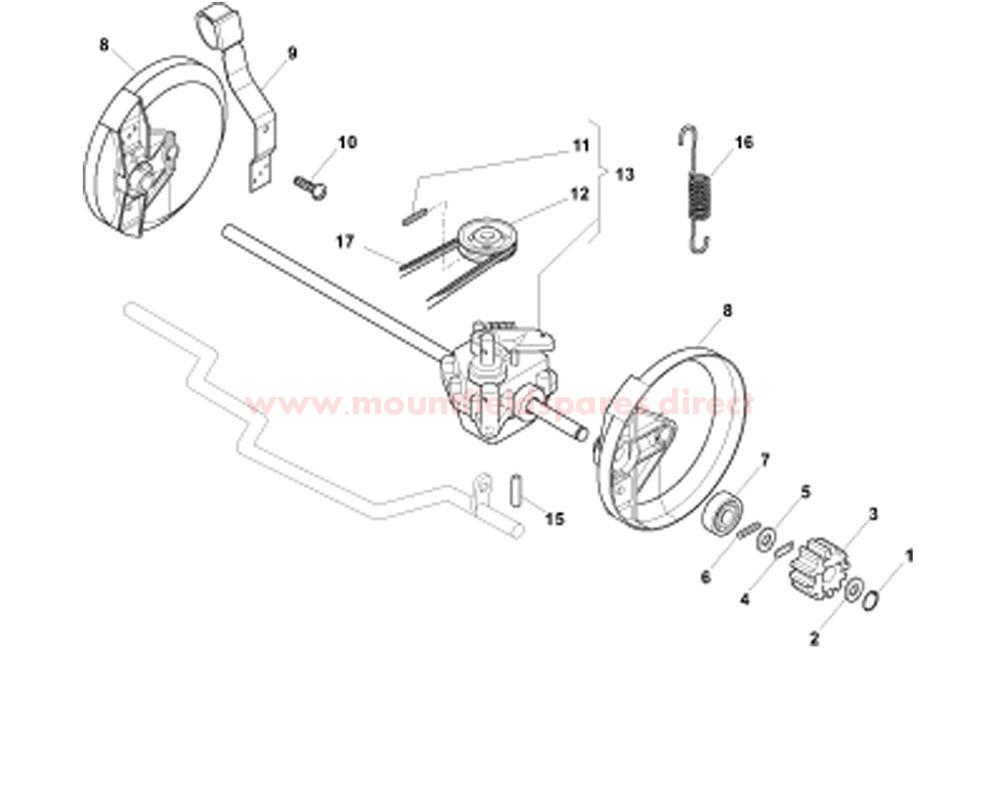 Gearbox and Belt
