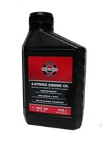 Briggs & Stratton 0.6 Litre 4 Stroke Engine Oil SAE 30