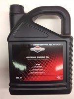 Briggs & Stratton 5.0 Litre 4 Stroke Engine Oil SAE 30
