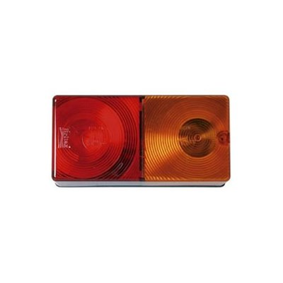 Rectangular Rear Light No EL004
