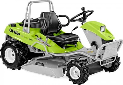 Climber 8 All Terrain & Slope Mower Code 8BRAH