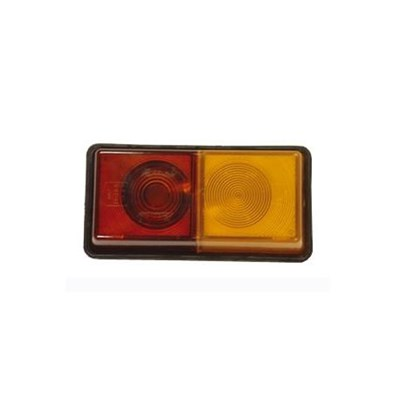 Rectangular Rear Standard Light No EL008
