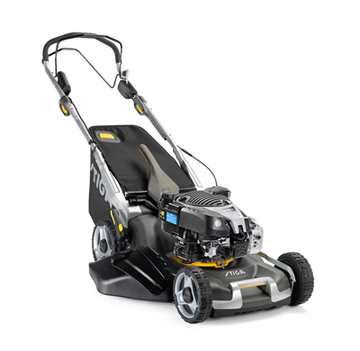 Stiga Twinclip 55 SVEQ B 53cm Self-Propelled Lawnmower