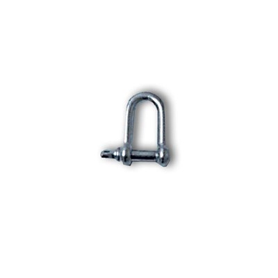5mm D Shackle No IN011