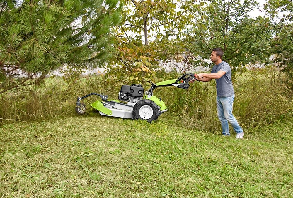Grillo Cl75 Field Amp Brush Mower Code 8y17r
