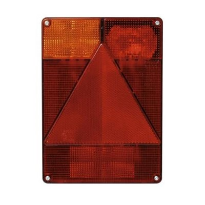 Nearside Vertical Plug in Rear Light Cluster No EL159