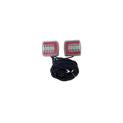 Pair of Magnetic LED Rear Combination Lamps No EL1004V