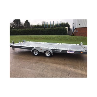 Indespension Evolution Automax (TiltDeck) Trailer (3000kgs) TD16