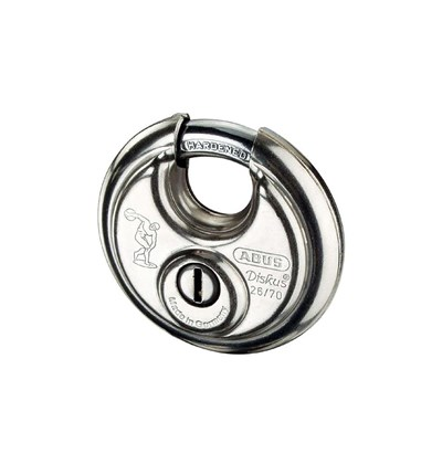 Stainless Steel Padlock No KS024