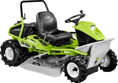 Grillo 4WD All Terrain & Slope Mower Code 8010AH